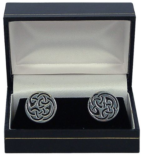 Pewter Cufflinks